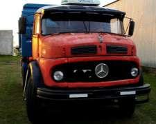 Camion Mercedes 1114 Volcador