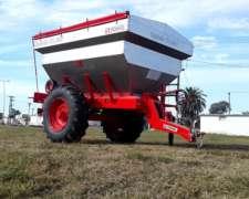 Fertilizadora Yomel - Impala 10000 - C/ Cubiertas y Balanza