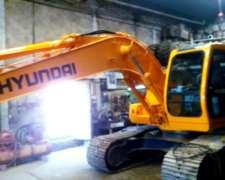 Excavadora Hyundai 180 LC3 (id594)