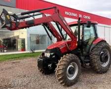 Tractor Case Farmall 100 - Cabina - Pala