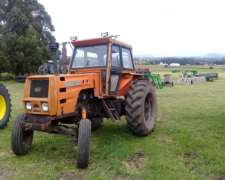 Tractor Zanello 100 Tracción Simple