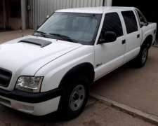 S10 2007 D/cabina Aire