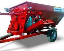Mixer Impagro PV 12000 (c/eje Reforzado)