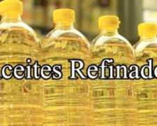 Compro Aceite Refinado De Mexcla Granel