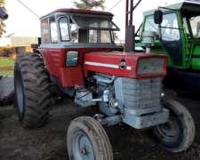 Tractores Massey Ferguson. 80 y 140 HP. Usados