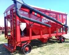 Acoplado Tolva Semillas y Fertilizantes 14tt Gentili