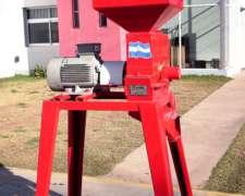 Moledora de Cereales Eléctrica Fija Marca Pirro JP 2002