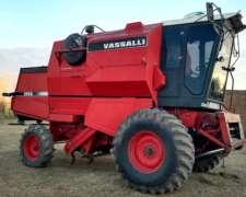 Cosechara - Vassalli 1200 - Mod. 1991 - Impecable