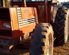 Tractor Fiat 780, Doble Traccion y Tres Puntos