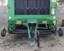 Rotoenfardadora John Deere Mod 568 C/megawide Plus