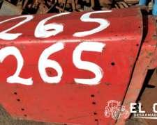 Guardabarros de Tractor Massey Ferguson 265