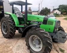 Tractor Agco Allis Deutz 6.125 OKM