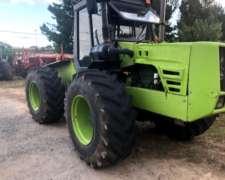 Tractor Zanello 417 con Cummins con 23.1x30 Recapadas