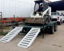 Oportunidad Bobcat Con Trailer