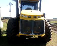 Tractor Pauny 500, Centro Abierto, Balcarce