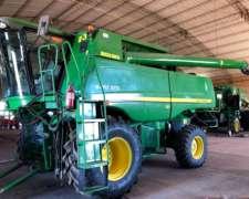 Cosechadora John Deere 9470 Año 2011 Excelente Estado Gral