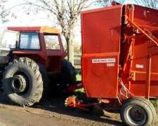 Vendo Tractor MF 1195