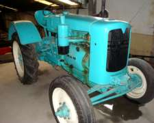 Tractor Antiguo M.a.n. 1940