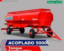 Acoplado Tanque Combustible 5000 L