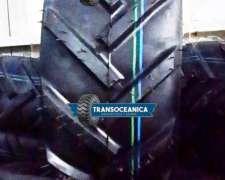 Cubierta 16x6.50-8 Zanjadora 16/650/8 Tacos Reforzada Envios