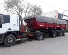 Fiat Tector Con Batea