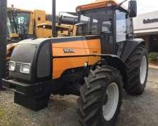 Tractor Valtra BM120 con Cabina Rodriguez