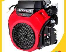 Motor Estacionario, Honda, Gx690txf, Producto De Fuerza