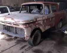 Vendo Permuto Ford 64 Doble Cabina