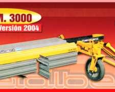 Desmalezadora Hileradora Mod D.h.m. 3000 - 2004 - Metalbert