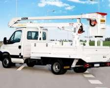 Elevador Hidráulico Axion AL4313