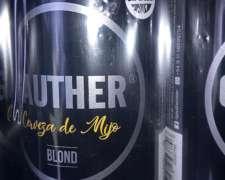 Vendo Cerveza Gauther Sin T.a.c.c