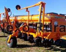 Agrometal TX Mega 2012/13. 22/35 Neumática Click. Tolva MAX