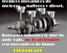 Taller Mecanico Movil Pesada /liviana/agrarias