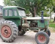 Tractor Deutz 70 Año 1968, Cabina Direccion Hidraulica