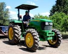 Tractor John Deere 5075 Traccion Doble Nuevo