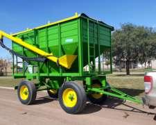 Tolva para Fertilizante Y/O Semillas para 8/9 TN. 2 Ejes