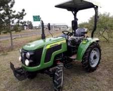 Tractor Zoomlion Rd254-a Nuevo
