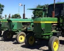 Lote de Tractores John Deere. 2420, 3420, 3530