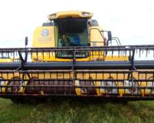 New Holland TC 5090 5088hs 2010 25 Pies 4wd