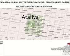 Planos Rurales Por Departamentos Catastrales