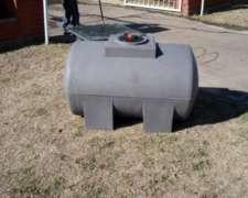 Tanque Plástico 750 Lts - Agua - Gas Oil - Aguatero
