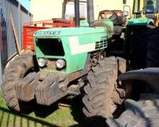Tractor Deutz 80hp Doble Traccion