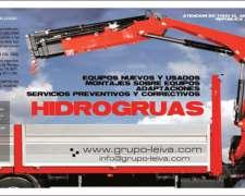 Reparación de Hidrogruas Servicio Técnico