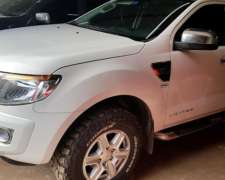 Ford Ranger Limited Manual