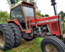 Tractor Massey Ferguson 1215, 125hp