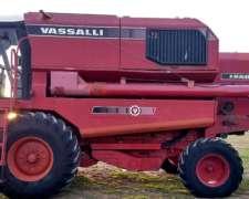 Cosechadora Vassalli 1550, año 2005