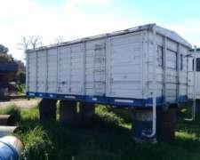 Carroceria Cerealera para Camion