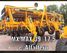 Agrometal Mx-max 39/17 con Alfalfero Disponible