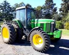 Tractor John Deere 7810 Excelente Estado