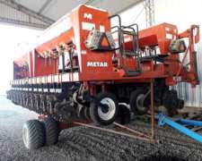 Sembradora Autotrailer Extensible Metar 5200